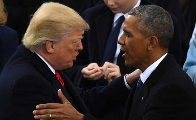 Trump Responds To Barack Obama Criticism, Calls Him 'Terrible' President