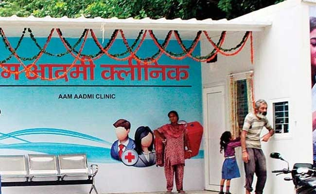 Court asks Centre, AAP Government To Set Up Mohalla Clinics