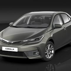 New Corolla Altis Launch Date Grand Avanza Modif Velg Toyota Facelift Revealed Ndtv Carandbike