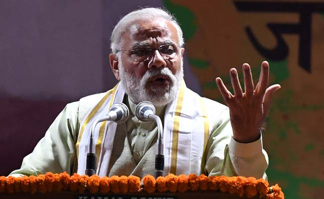 PM Narendra Modi Uses Victory Speech To Counter Criticism, Urge Humility