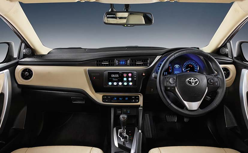 new corolla altis grande all toyota vellfire 2018 2017 facelift launched in india ...