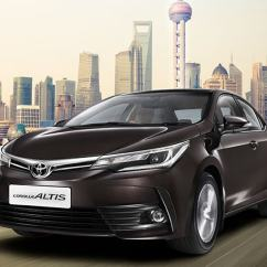 New Corolla Altis Launch Date Harga Toyota Agya Trd-s 2017 Facelift Launched In India Prices Start At 15 87 Lakh