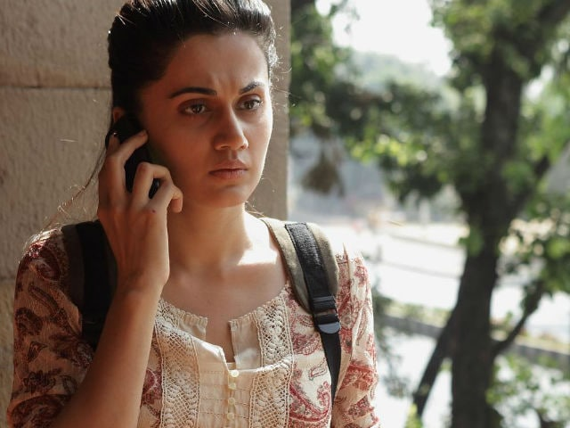 Tapsee Explains How She Had Hard Time Finding A Rental Home