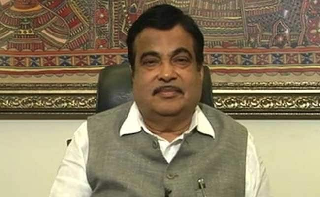 Some Officials Need To Be 'Chased With Stick' For Not Doing Work: Nitin Gadkari