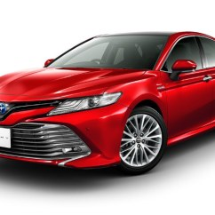 All New 2018 Camry Release Date Toyota Yaris Trd Price Philippines Hybrid Launch Revealed Ndtv Carandbike