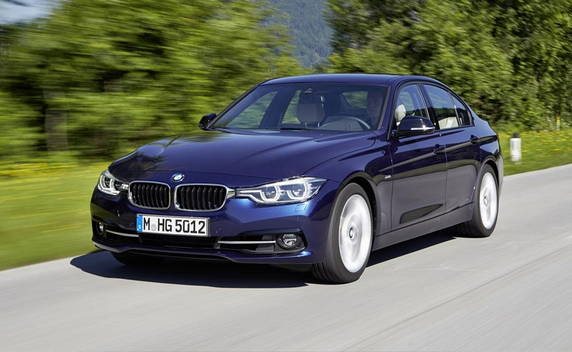 BMW 330i Launched In India; Prices Start From Rs. 42.4 ...