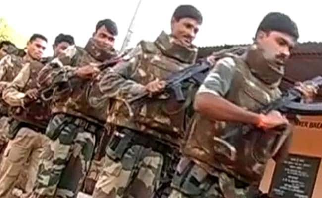 महाराष्ट्र के गढ़चिरौली में पुलिस ने मुठभेड़ में पांच नक्सलियों को मार गिराया