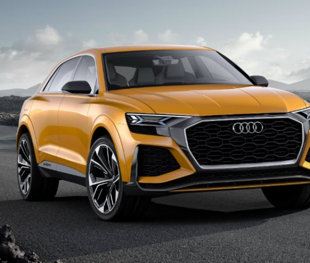 Audi To Launch Two New Suvs By  And Three New Evs By