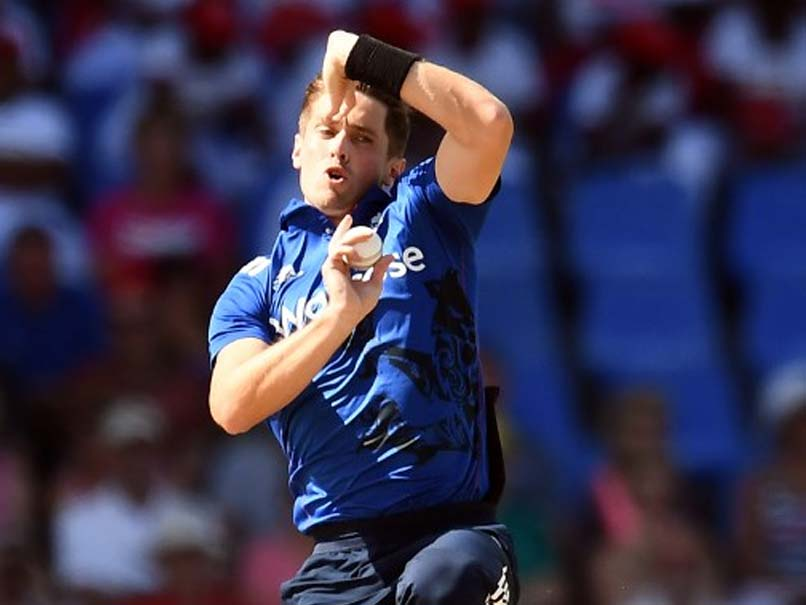 Champions Trophy 2017: England Pacer Chris Woakes Ruled Out Of Tournament