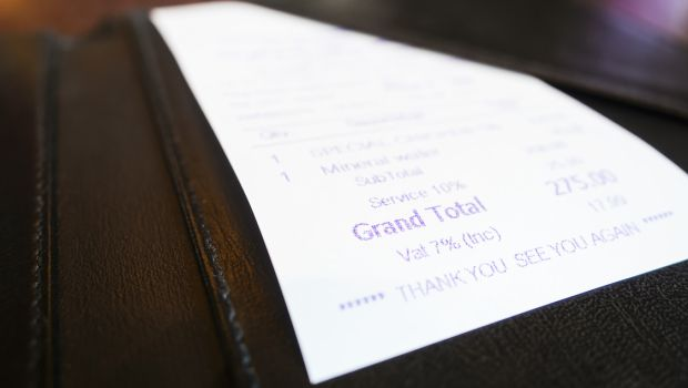 restaurant bill 620