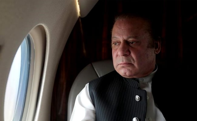 Nawaz Sharif Leaves For London To See Ailing Wife