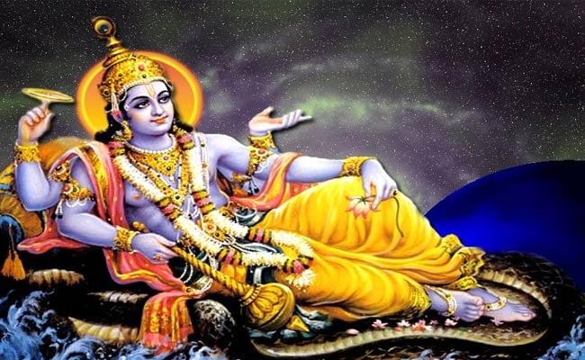 vishnu lord vishnu devshayani ekadashi