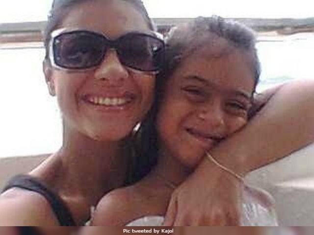 Kajol Shares Throwback Pic Of Nysa With The Best Caption Ever
