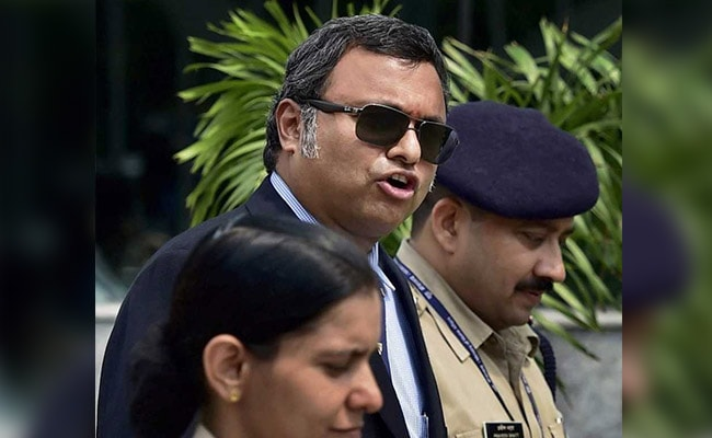 Have 100 Questions For Karti Chidambaram, CBI Official Tells NDTV