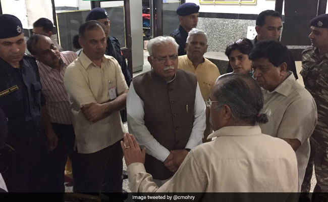 After 29 Dead In Haryana, Chief Minister Manohar Lal Khattar Admits 'Lapses', Vows Punishment