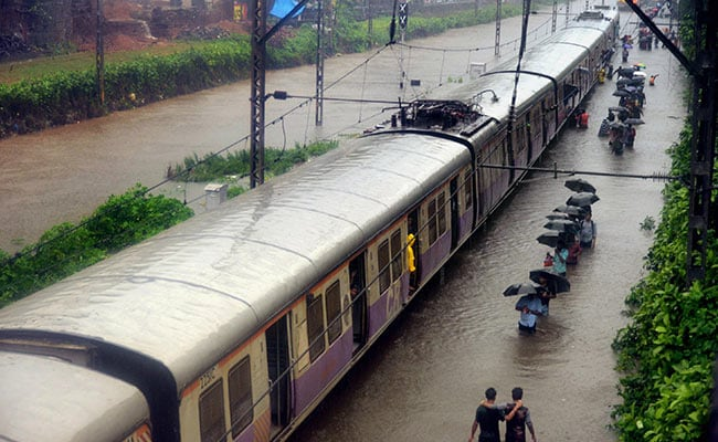 Mumbai's 300 mm Rain Makes Tuesday Wettest August Day In 20 Years