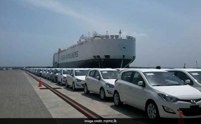 Sri Lanka's Hambantota Port To Be Fully Functional By Next Year: Officials
