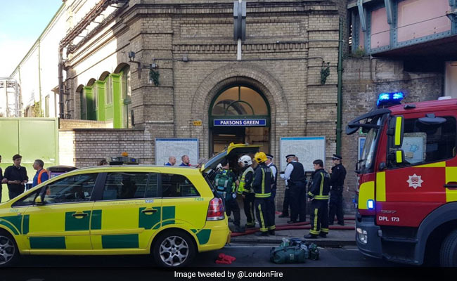 'Heard A Whoosh, Saw Carriage In Flames,' Says Man Who Was On London Train