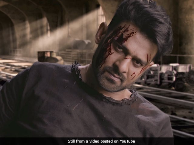 A Saaho Update. Prabhas To Tackle Two Villains In The Film