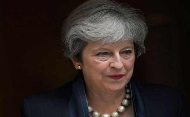 British Prime Minister Theresa May Launches Code Of Conduct Amid Sex Scandals