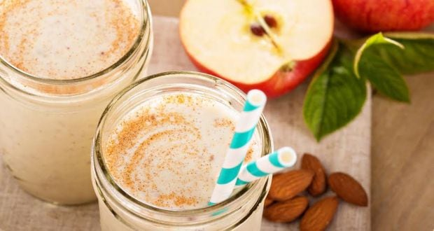 apple chia seeds smoothie