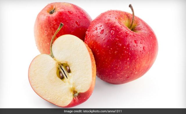 apples offer a number of health benefits