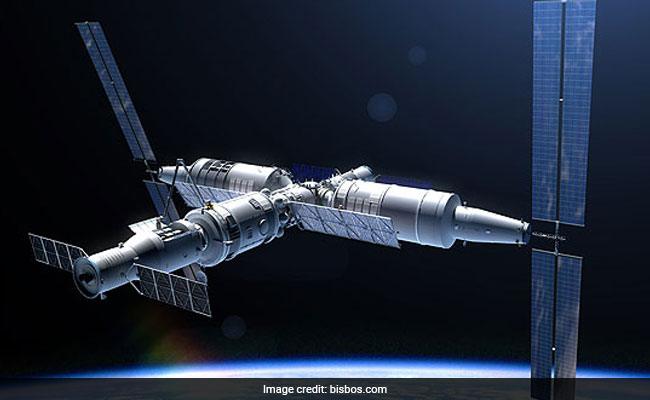 First Astronauts Arrive At China's Tiangong Space Station