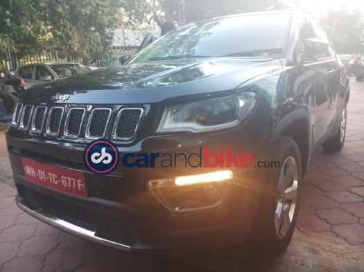 Jeep Compass Petrol Automatic Starts Arriving At Dealerships; Waiting Period Up To 2 Months