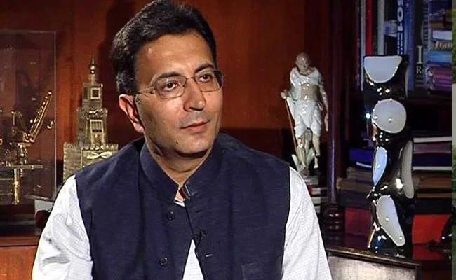 Congress Bengal In-Charge Jitin Prasada Tests Covid-19 Postive