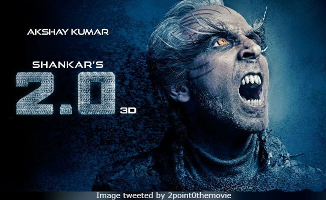 Akshay Kumar's 20 Posters Getting Scarier With Each