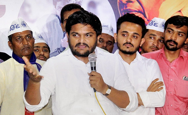 People Have No Expectations From New Gujarat Chief Minister: Hardik Patel