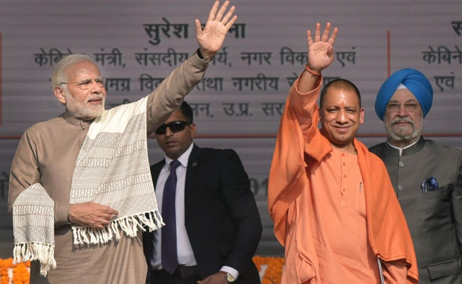 Yogi Adityanath To Meet PM Modi, JP Nadda Today Amid UP Tumult