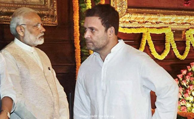 'PM Missing, All That Remain Are Central Vista, His Photos': Rahul Gandhi