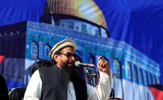 Will Challenge 'Illegal Action' In Court, Says Hafiz Saeed After Pak Crackdown
