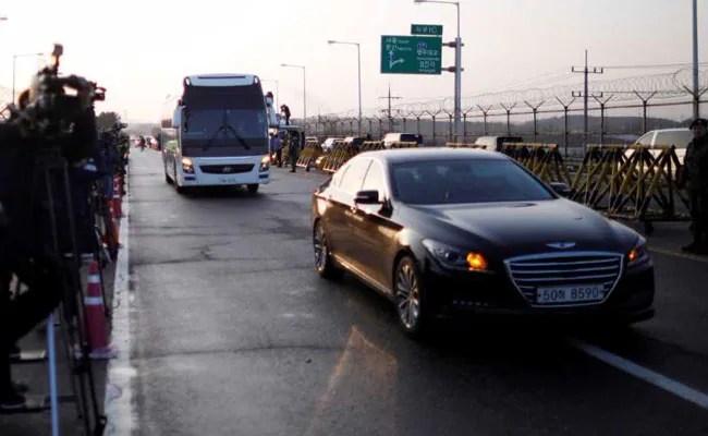 north korea south korea talks reuters