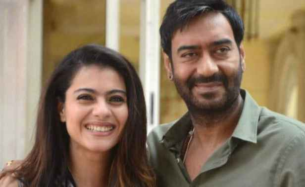 Image result for kajol and ajay devgan