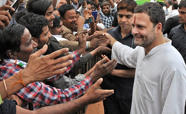 Rahul Gandhi Karnataka Visit LIVE Updates: Congress Chief To Campaign In 3 Districts Today