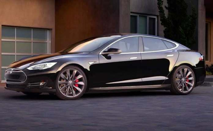 The Tesla Model S recently received a price cut and now gets updated range.