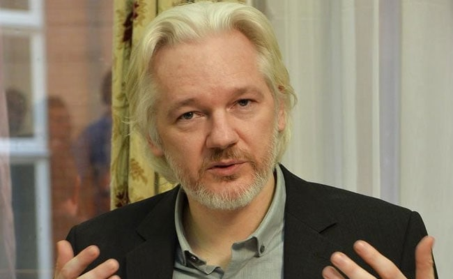 """Julian Assange's Jailing """"Undermines"""" UK On Press Freedom: Wikileaks 