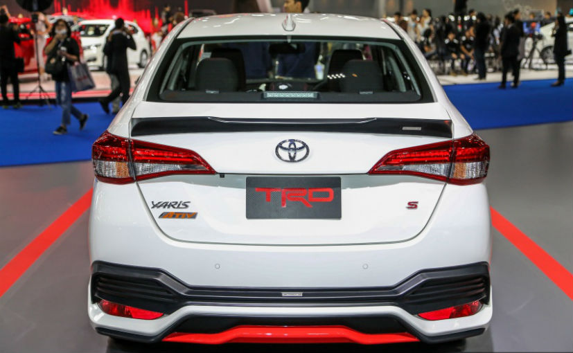 new yaris trd grand avanza gambar 2018 toyota variant showcased at bangkok motor show