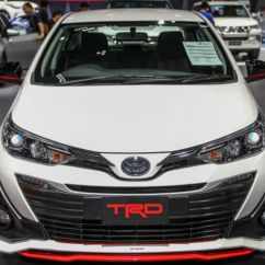 Toyota Yaris Trd Sportivo Specs Brand New Camry For Sale Philippines 2018 Variant Showcased At Bangkok Motor Show