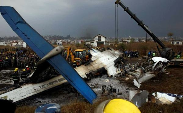 USBangla Airlines Plane Crash Updates 50 Dead Tribhuvan