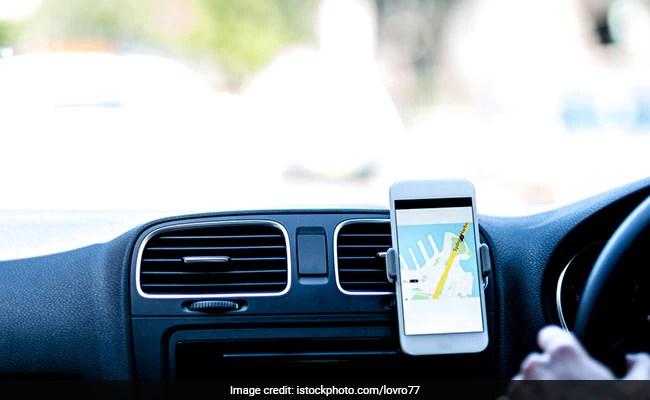 uber cab istock
