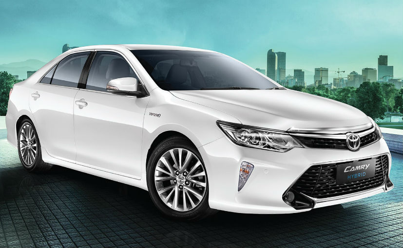 all new 2018 camry release date jok kulit kijang innova toyota hybrid introduced in india with features