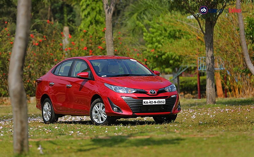 toyota yaris trd india grand new avanza type e price for announced starts at rs 8 75 lakh