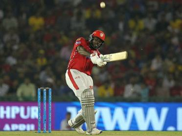 Image result for KXIP beat csk dhoni