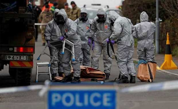Chemical Weapons Watchdog Confirms UK Findings On Russian-Made Nerve Agent