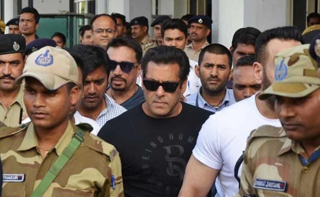 Salman Khan Bail Hearing LIVE Updates: Convicted In Blackbuck Poaching Case, Jodhpur Court's Decision Today