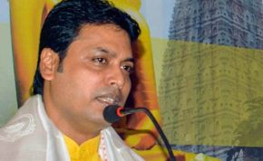 Tripura Chief Minister Biplab Deb Apologises After Comments On Jats
