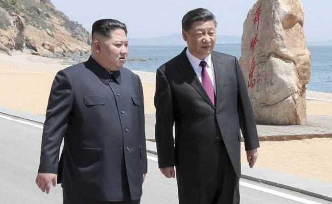 kim jong china visit